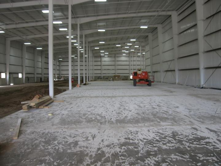 Bacco Construction Company Concrete Pavements